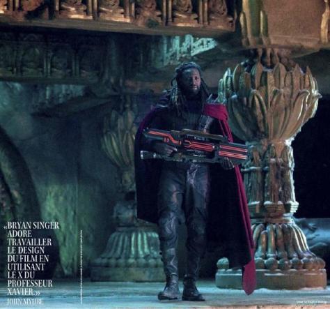 X-Men Days of Future Past, Bishop, Omar Sy