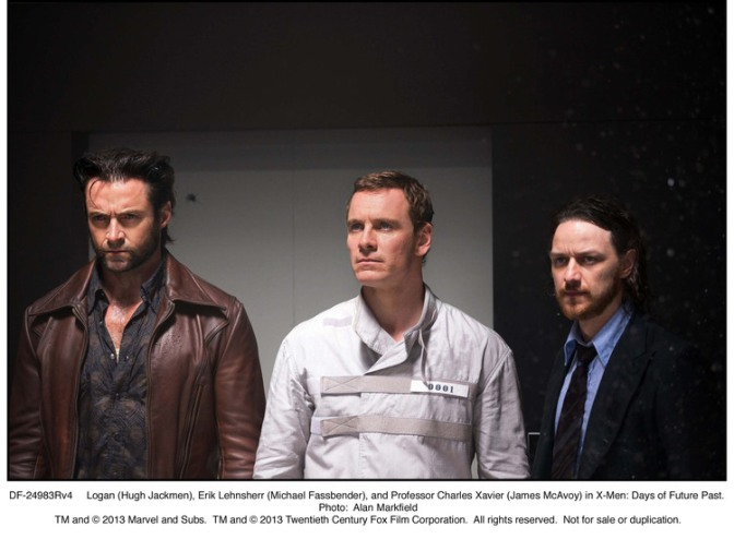 Empire Magazine X-Men Days of Future Past Pictures