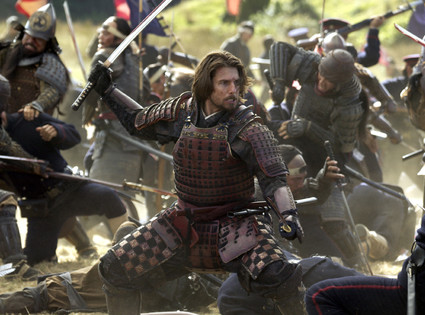 Tom Cruise, The Last Samurai