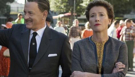 Tom Hanks, Emma Thompson, Saving Mr. Banks