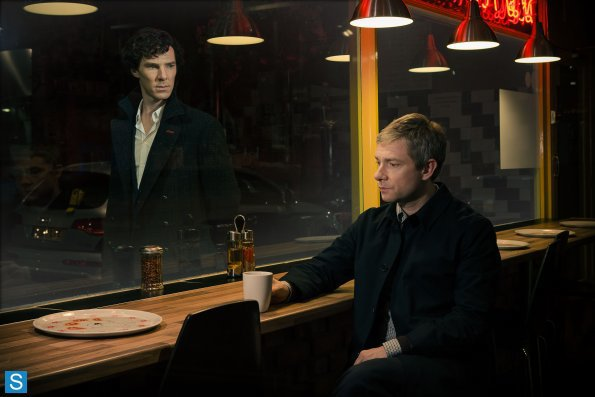 Sherlock, BBC, Martin Freeman, Benedict Cumberbatch