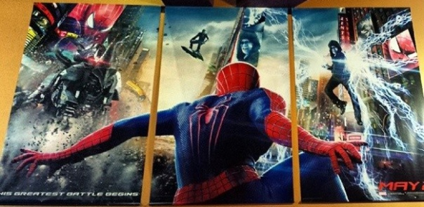 Amazing Spider-Man 2, Electro, Rhino, Green Goblin, Spider-Man