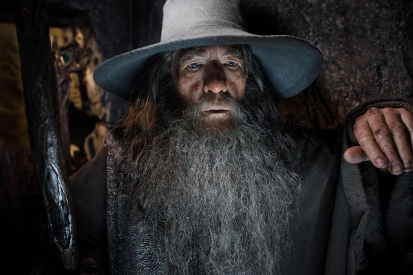 The Hobbit The Desolation of Smaug, Gandalf, Ian McKellan