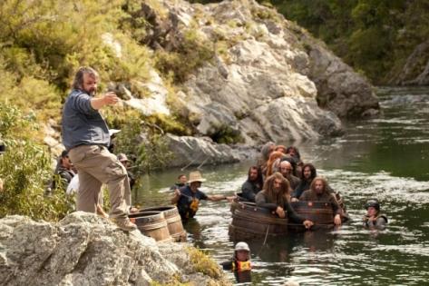 The Hobbit The Desolation of Smaug, Peter Jackson