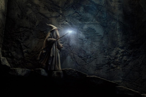 Gandalf, Ian McKellan, Dol Guldur, The Hobbit The Desolation of Smaug