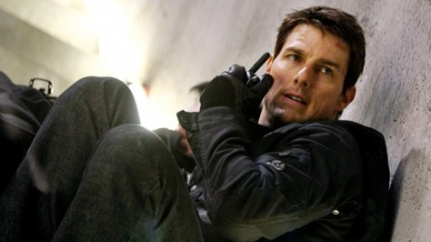 Tom Cruise, Ethan Hunt, Mission Impossible III