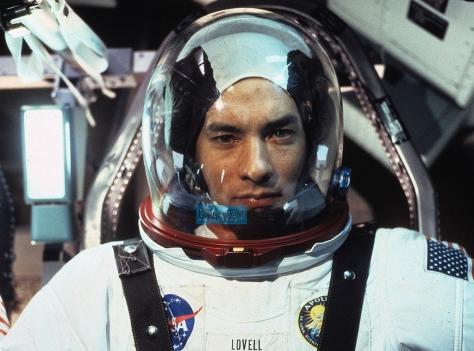 Jim Lovell, Apollo 13, Tom Hanks, Ron Howard