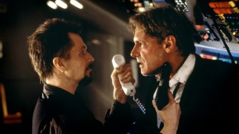 Gary Oldman, Harrison Ford, Air Force One