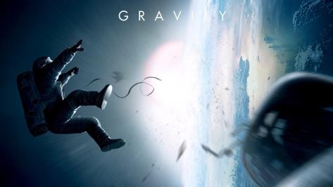 Gravity, Alfonso Cuaron, George Clooney, Sandra Bullock