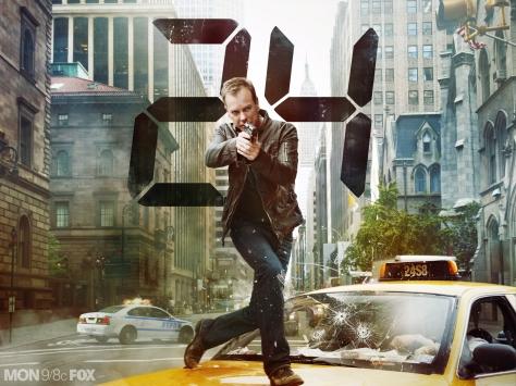 24, Kiefer Sutherland, Jack Bauer