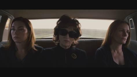 Julianne Nicholson, Meryl Streep, Julia Roberts, August Osage County