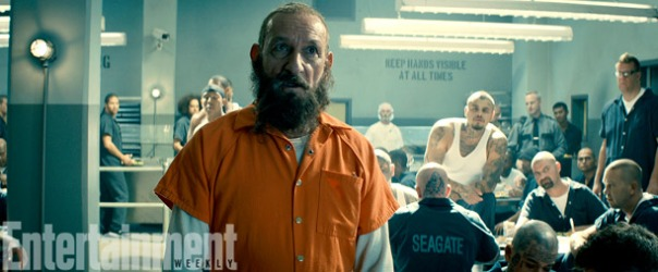 Trevor Slattery, Mandarin, All Hail the King, Ben Kingsley