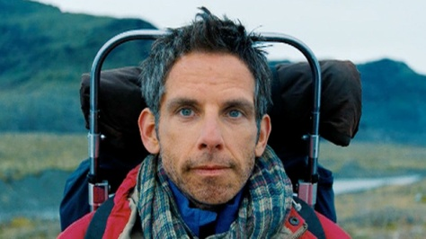 Ben Stiller, Walter Mitty, The Secret Life of Walter Mitty