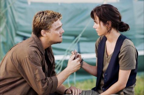 Leonardo DiCaprio, Jennifer Connelly, Blood Diamond