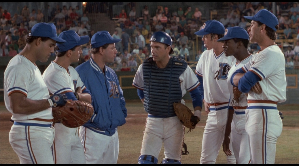 Bull Durham, Tim Robbins, Kevin Costner, Robert Wuhl