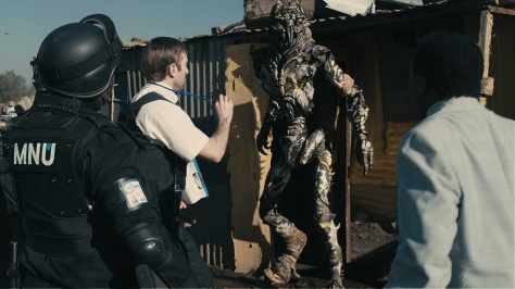 Sharlto Copley, District 9, Neil Blomkamp