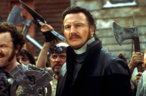 Liam Neeson, Gangs of New York