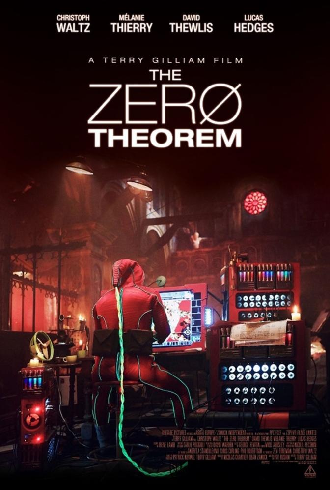 Trailer Time: Zero Theorem (2014)