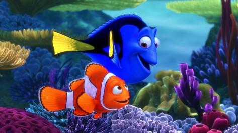 Finding Nemo, Dory, Marlin, Albert Brooks, Ellen Degeneres