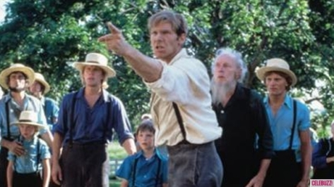 Harrison Ford, Peter Weir, Witness