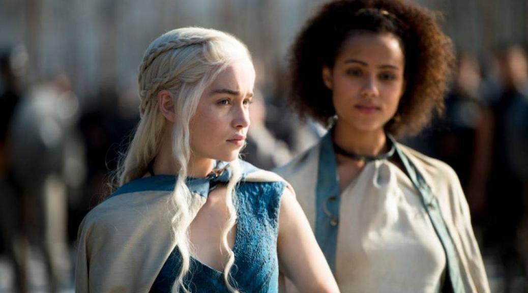 Emilia Clarke, Danerys Targaryen, Game of Thrones, Game of Thrones Season 4, HBO
