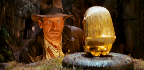 Indiana Jones, Harrison Ford, Raiders of the Lost Ark