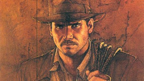 Raiders of the Lost Ark, Indiana Jones, Steven Spielberg, Harrison Ford