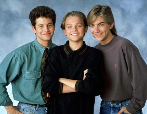 Kirk Cameron, Growing Pains, Leonardo DiCaprio
