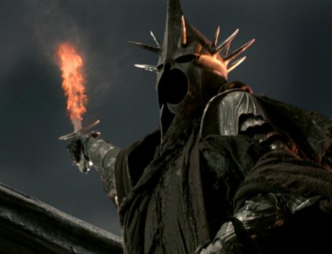 Nazgul, The Lord of the Rings, The Lord of the Rings The Return of the King, The Witch King of Angmar
