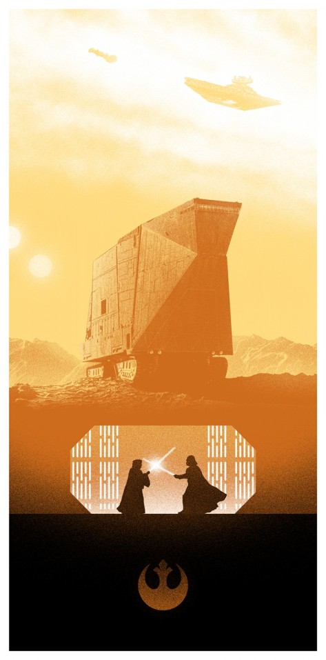 Star Wars, Star Wars A New Hope, Marko Manev