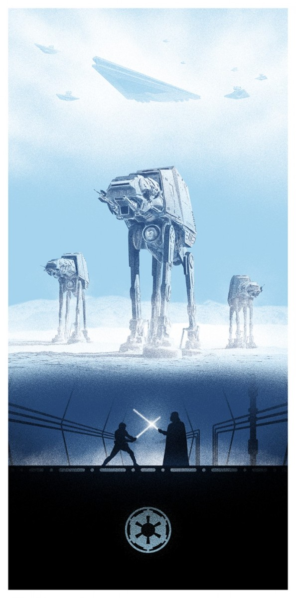 Fantastic Star Wars Art from Marco Manev