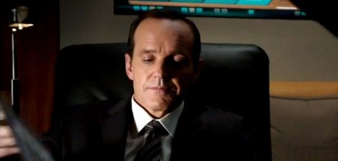 Phil Coulson, Clark Gregg, Marvel's Agents of Shield