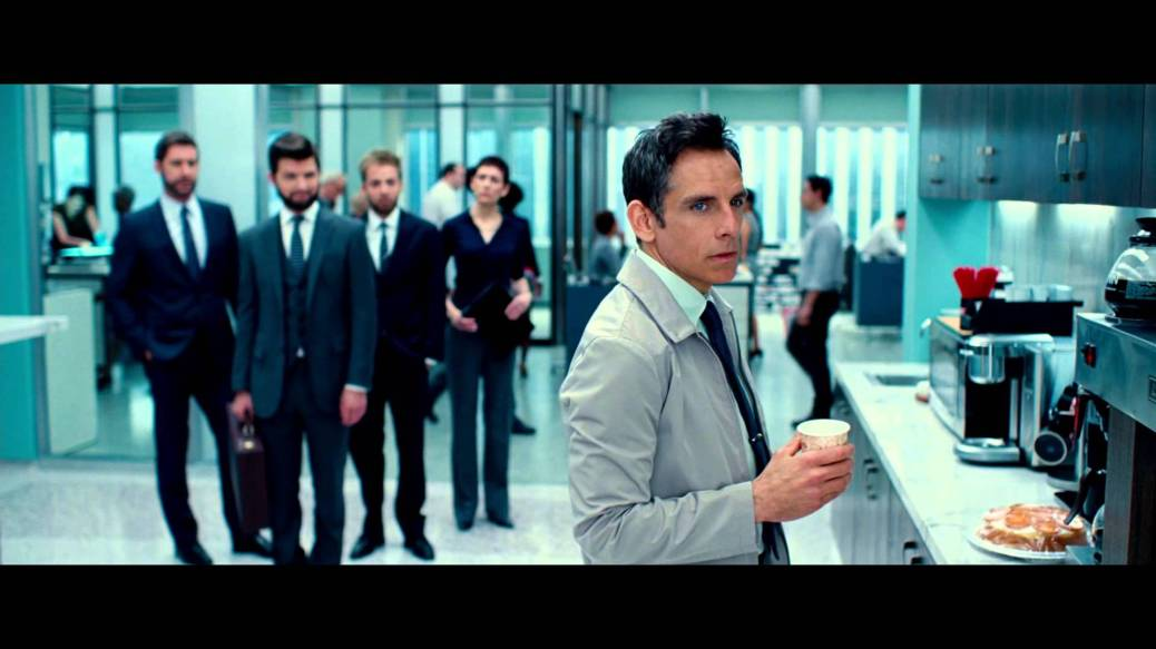 Ben Stiller, Adam Scott, The Secret Life of Walter Mitty