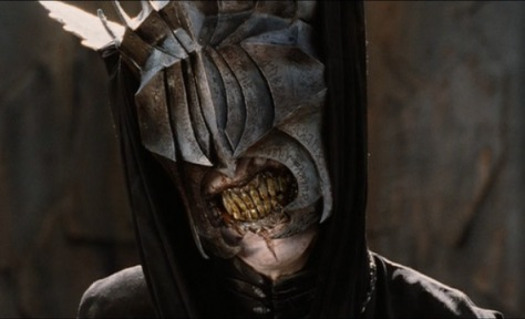 Lord of the Rings, Mouth of Sauron, The Lord of the Rings The Return of the King