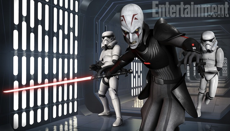 Star Wars, Star Wars: Rebels, Stormtrooper, The Emperor's Inquisitor