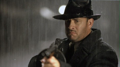 Tom Hanks, Michael Sullivan, Road to Perdition