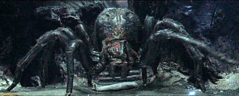 Shelob, The Lord of the Rings, The Lord of the Rings The Return of the King