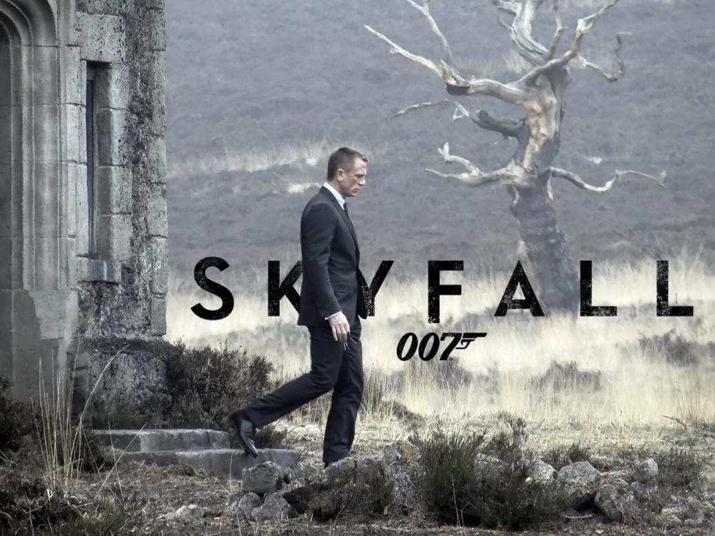 Skyfall, Bond, Daniel Craig