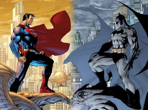 Batman, Superman, Jim Lee, Batman vs. Superman