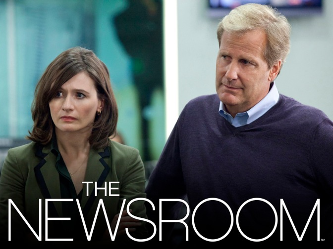 Trailer Time: Newsroom Season 3 Teaser #1 (HBO – 2014)