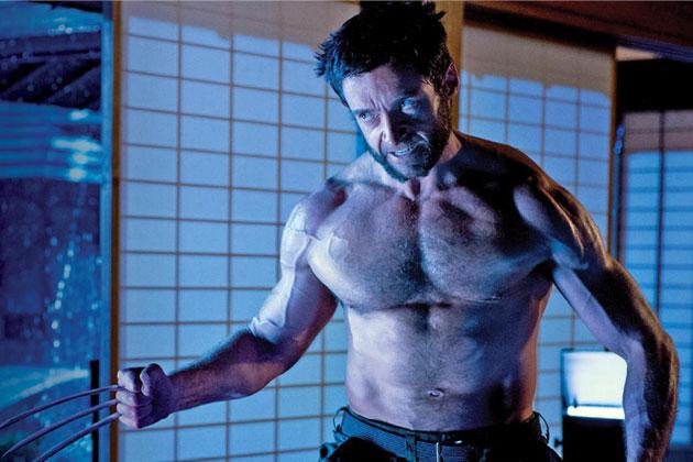The Wolverine, X-Men, Hugh Jackman