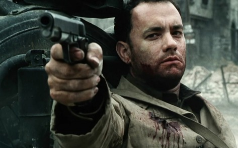 Saving Private Ryan, Tom Hanks