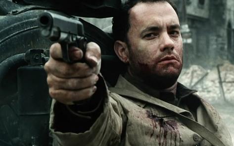 Saving Private Ryan, Tom Hanks