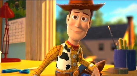 Toy Story, Woody