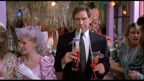 Harrison Ford, Working Girl