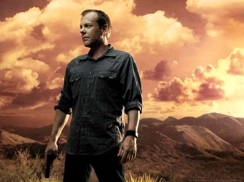 24, 24: Live Another Day, Jack Bauer, Kiefer Sutherland