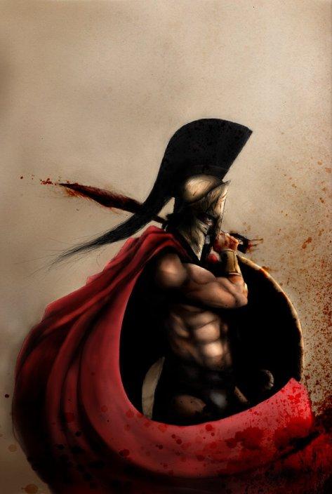 300, Leonidas, Gerard Butler