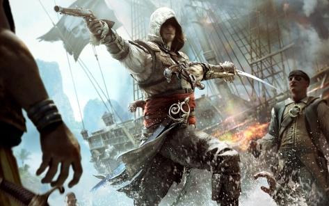 Assassin's Creed IV Black Flag, Edward Kennaway