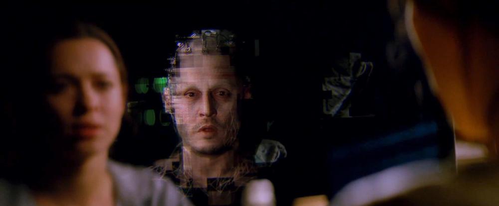 Transcendence, Johnny Depp