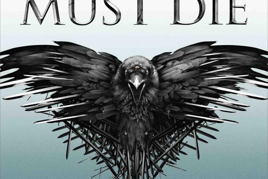 Game of Thrones, Game of Thrones Season 4, Valar Morghulis, All men Must die